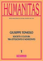 Humanitas. 1/2014: Giuseppe Toniolo