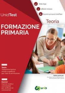 Copertina di 'Manuale di teoria per il test di ammissione a Formazione primaria. Con ebook. Con Contenuto digitale per accesso on line'