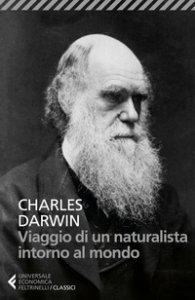 Copertina di 'Viaggio di un naturalista intorno al mondo'