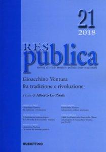 Copertina di 'Res publica (2018)'