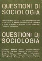 Questioni di sociologia. Cofanetto rigido, 2 volumi - AA. VV.