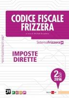 Codice Fiscale Frizzera Imposte Dirette 2A/2016 - Michele Brusaterra