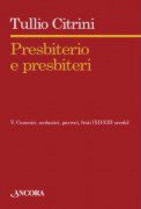 Copertina di 'Presbiterio e presbiteri - Vol. V'