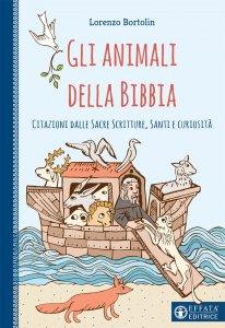 Copertina di 'Gli animali della Bibbia'
