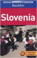 Slovenia. Con carta stradale 1:250.000 - Schulze Dieter