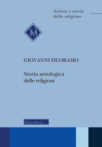Copertina di 'Storia antologica delle religioni'