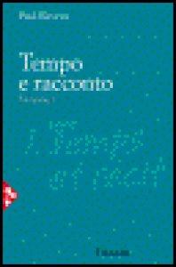 Copertina di 'Tempo e racconto vol.1'