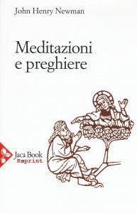 Copertina di 'Meditazione e preghiere'