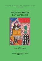 Johannes Meyer. Das Amptbuch. - Meyer Johannes