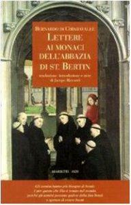 Copertina di 'Lettere ai monaci dell'Abbazia di St. Bertin'