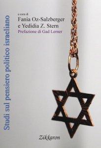 Copertina di 'Studi sul pensiero politico israeliano'