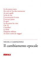 Il cambiamento epocale - Nicola Campagnoli