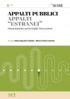 """APPALTI PUBBLICI 6 - Appalti """"estranei"""" - Maria Agostina Cabiddu,  Maria Cristina Colombo"""