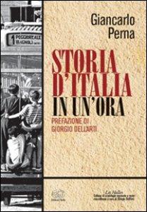 Copertina di 'Storia d'Italia in un'ora'
