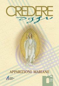 Copertina di 'Le apparizioni mariane: tra il celebrare liturgico e la pietà popolare. Orientamenti e proposte'