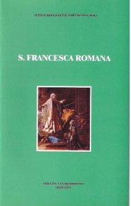 Copertina di 'S. Francesca romana'