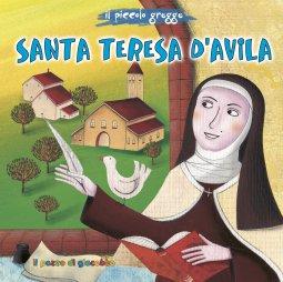 Copertina di 'Santa Teresa d'Avila.'