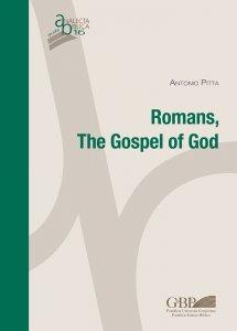 Copertina di 'Romans, The Gospel of God.'