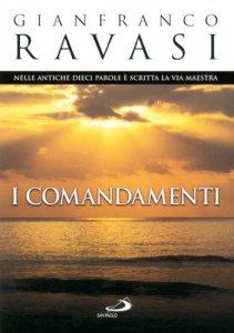 Copertina di 'I comandamenti'