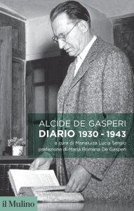 Copertina di 'Diario, 1930-1943'