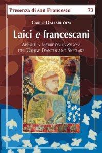 Copertina di 'Laici e francescani'