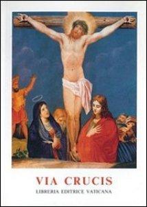 Copertina di 'Via crucis al Colosseo 2003'