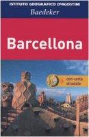 Barcellona. Con carta stradale 1:11.000 - Nahm Peter M.