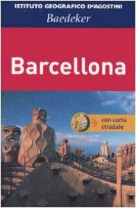 Copertina di 'Barcellona. Con carta stradale 1:11.000'