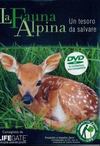 Copertina di 'La fauna alpina - Un tesoro da salvare'