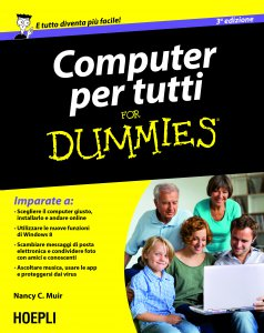Copertina di 'Computer per tutti For Dummies'