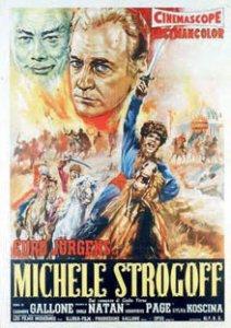 Copertina di 'Michele Strogoff'
