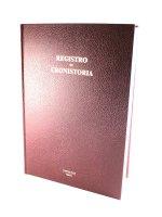 Registro di cronistoria (238 pg.)