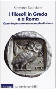 Copertina di 'I filosofi in Grecia e a Roma'
