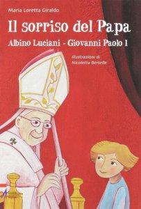 Copertina di 'Il sorriso del papa'