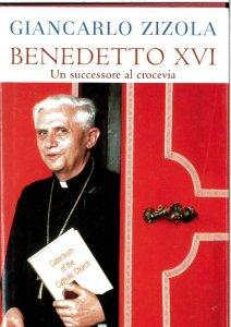 Copertina di 'Bendetto XVI.'