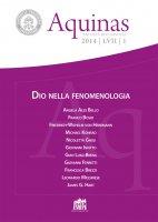 Il fondamento della teleologia. Riflessioni di Edmund Husserl su Dio - Angela Ales Bellllo