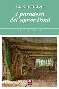 Copertina di 'I paradossi del signor Pond'