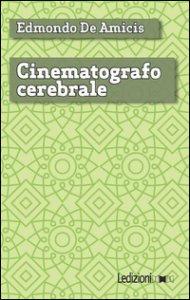 Copertina di 'Cinematografo cerebrale'
