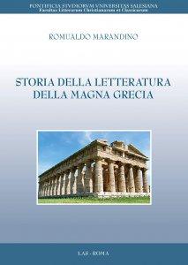 Copertina di 'Storia della letteratura della Magna Grecia'