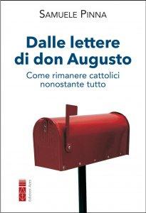 Copertina di 'Dalle lettere di don Augusto'