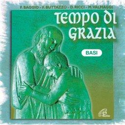 Copertina di 'Tempo di grazia. CD - Basi musicali Canti per il tempo di Quaresima'
