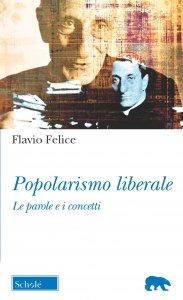Copertina di 'Popolarismo liberale'