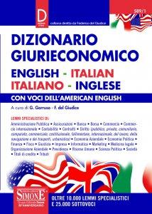 Copertina di 'Dizionario Giurieconomico - English-Italian / Italiano-Inglese'
