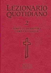 Copertina di 'Lezionario quotidiano. Volume 2'