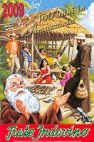 Calendario Frate Indovino 2009. 100 anni in Amazzonia - Collarini Mario