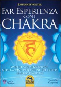 Copertina di 'Far esperienza con i chakra'