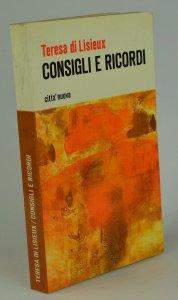 Copertina di 'Consigli e ricordi'