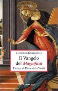 Copertina di 'Vangelo del Magnificat'