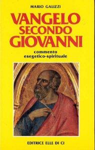 Copertina di 'Vangelo secondo Giovanni. Commento esegetico-spirituale'