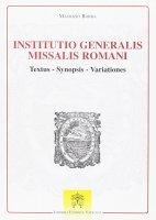 Institutio generalis missalis romani - Barba Maurizio